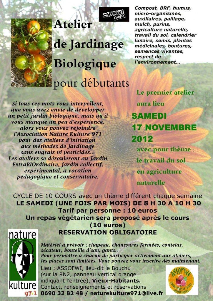 Atelier de jardinage biologique pour débutants samedi 17 novembre 2012 flyer-cours-jardinage-samedi-web