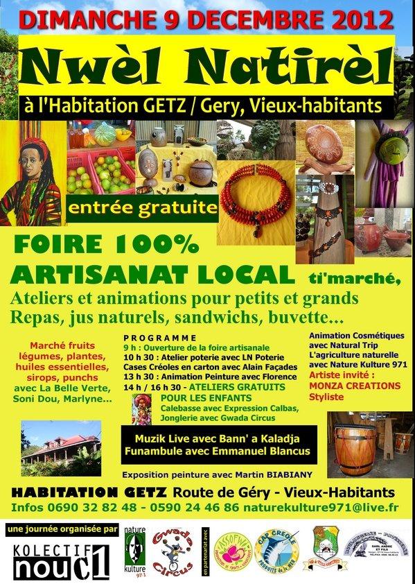 Nwèl Natirèl dimanche 9 décembre à l'Habitation Getz dans evenement nwel-natirel-2012-web