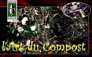 Atelier jardinage bio, l'Art du Compost, mercredi 16 janvier lart-du-compost