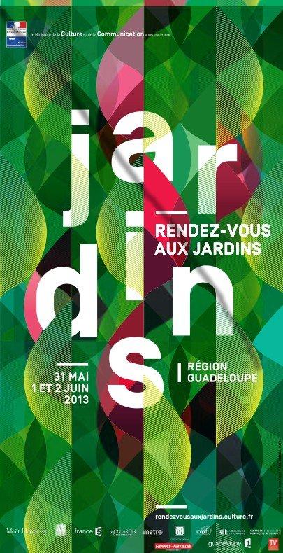 Rendez-vous aux Jardins 2013, samedi 1er juin dans le jardin extraBIOrdinaire rdv-jardin-2013