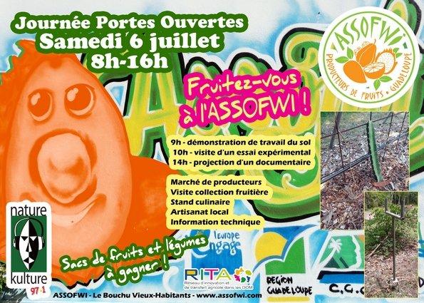Journée Portes Ouvertes à l'ASSOFWI samedi 6 juillet dans evenement flyer06-juillet2013