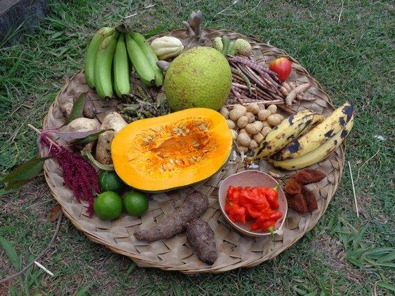 plateau fruits et légumes